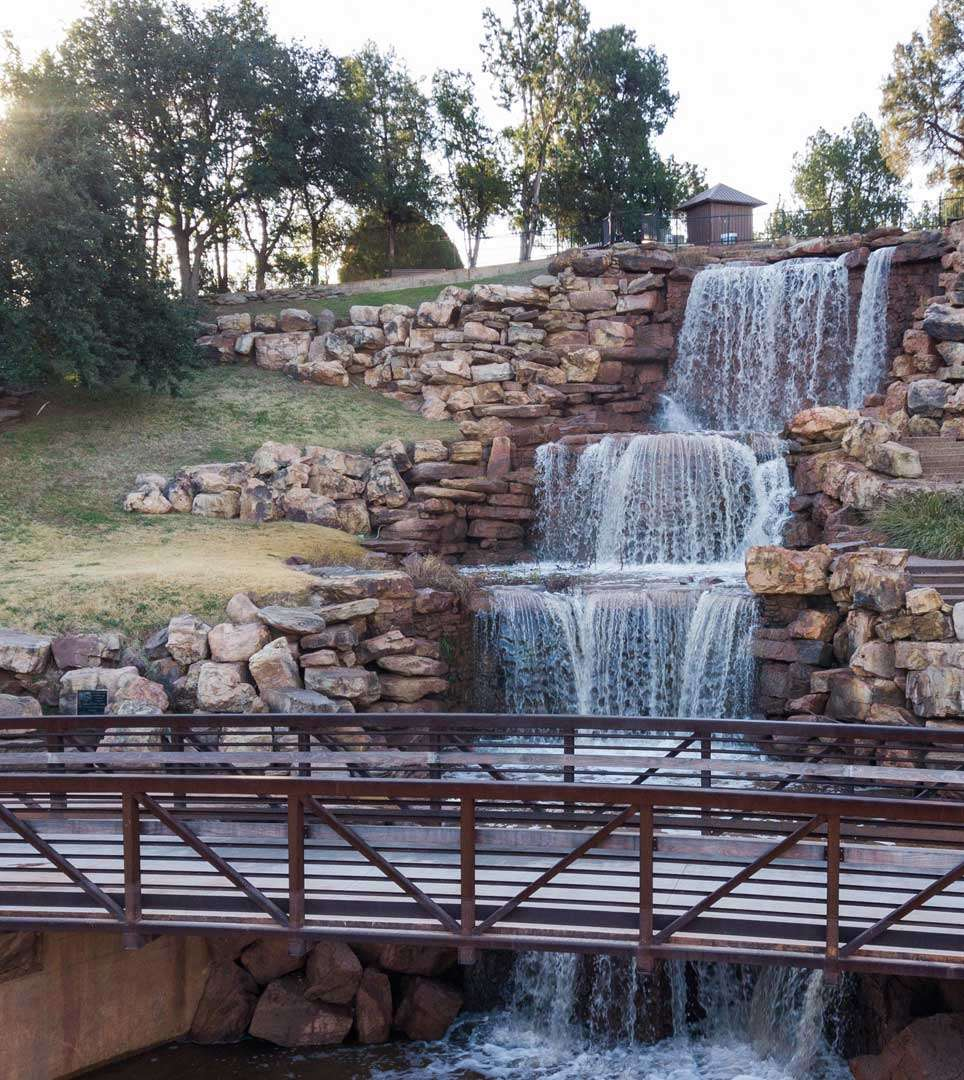 ATTRACTIONS IN AND AROUND WICHITA FALLS, TEXAS