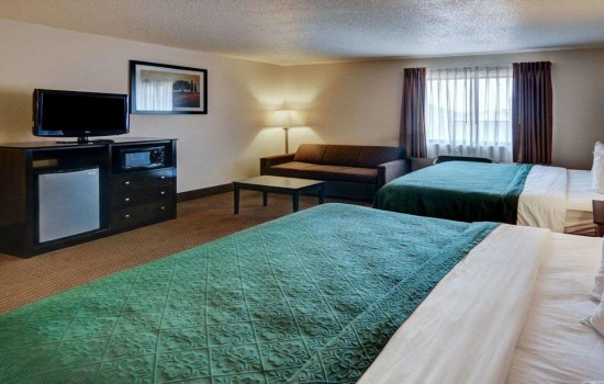 Welcome To Quality Inn Wichita Falls - 2 King Beds