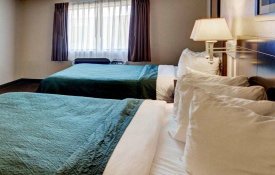 Welcome To Quality Inn Wichita Falls - 2 Double Beds