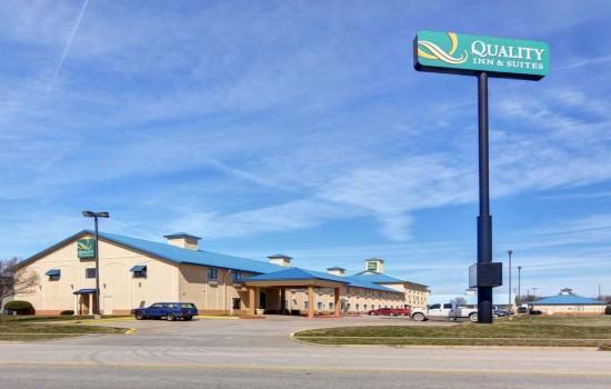Welcome To Quality Inn Wichita Falls - Welcome To Quality Inn Wichita Falls, Texas