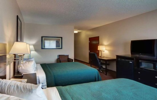 Welcome To Quality Inn Wichita Falls - Well-Appointed Guest Rooms