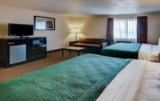 Welcome To Quality Inn Wichita Falls - 2 King Bed Guest Room